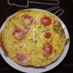 Omelette au four toute simple