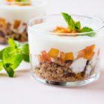 Tiramisu d'été aux abricots (facile et léger)