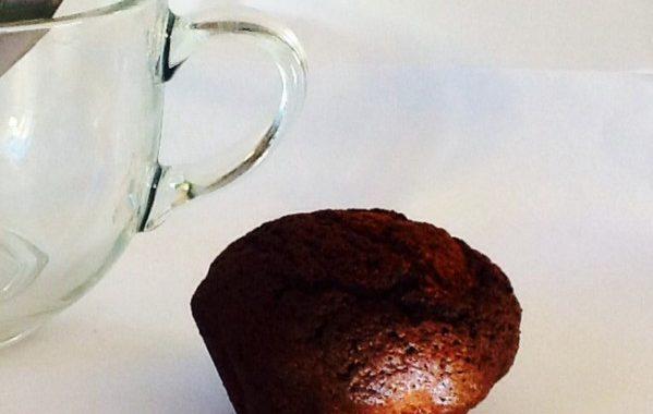 Muffins au chocolat très simples