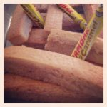 Petites bouchées gourmandes au carambar
