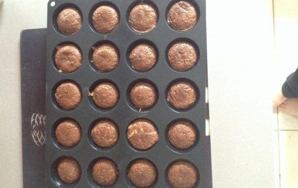 Cake fondant au chocolat au beurre salé