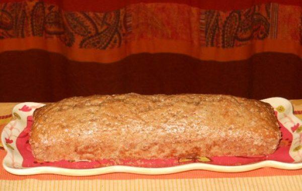 Gâteau à la cannelle facile