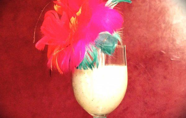 Le milkshake kiwi-banane d'Ambre