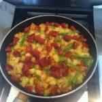 Tortilla de patatas comme en Espagne