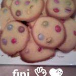 Cookies croustillants aux Smarties ®
