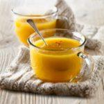 Velouté de patates douces pour Soup & Co