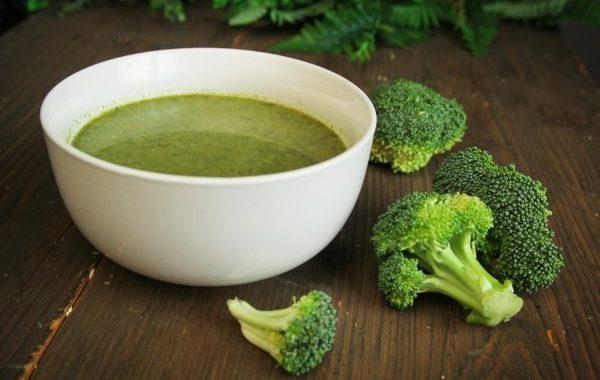 Velouté de brocolis