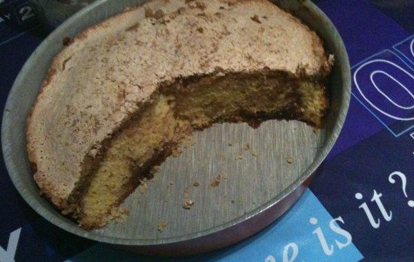 Gâteau à la confiture façon micheline