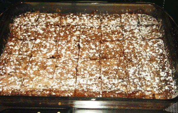 Brownies au toblerone