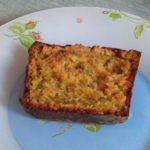 Gâteau miel pistaches