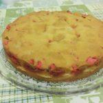 Gâteau moellleux à la praline