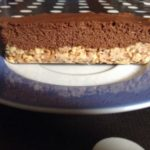 Craquant praliné au chocolat fondant