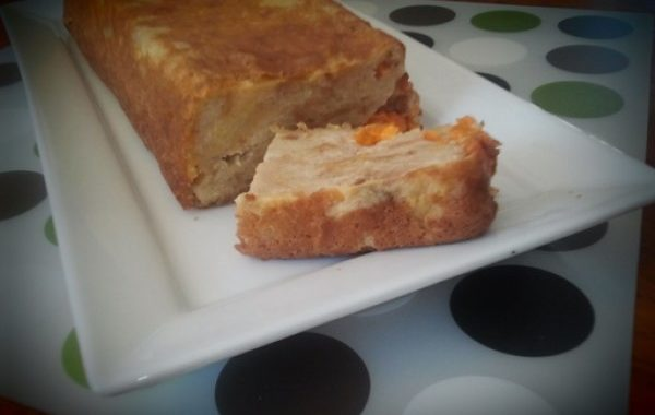Pudding revisité aux abricots