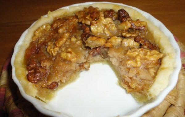 Tartelettes aux noix & miel