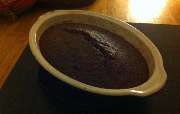 Gâteau au yaourt et Werther's