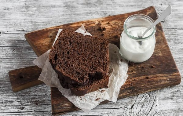 Gâteau au yaourt et au chocolat