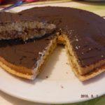 Gâteau au caramel Breton