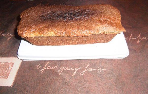 Gâteau au pralin