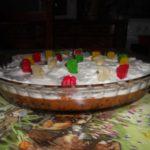 Gâteau à la Chantilly