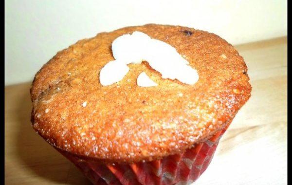 Muffins amande-chocolat