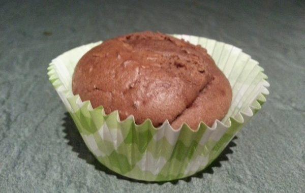 Muffins allégés au chocolat