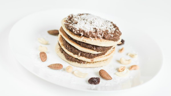 Pancake coco