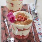 Tiramisu pastèque & cannelle