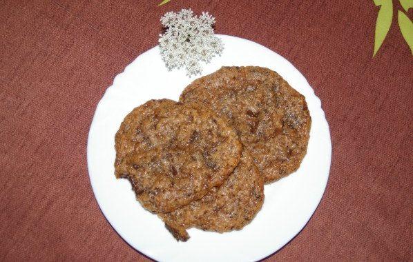 Cookies pépites de chocolat et liqueur de pomme verte