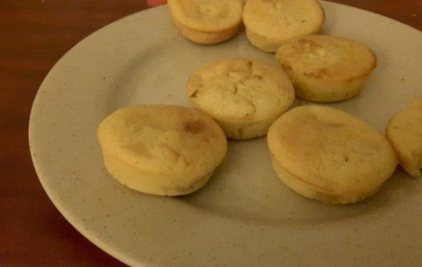 Muffins Façon tatin