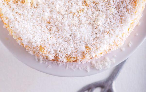 Fondant à la noix de coco (sans sucre)