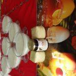 Tapioca au lait de coco facile