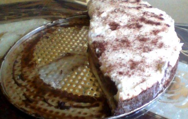 Gâteau 3 mousses