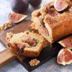 Gâteau aux figues et aux noix