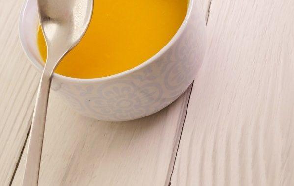 Soupe de courge : simple et très veloutée