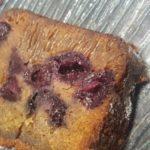 Gâteau aux griottes