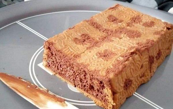 Gâteau fondant et léger au chocolat