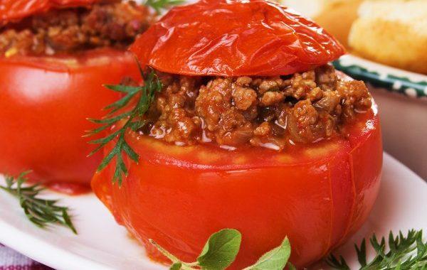 Tomates farcies au Thermomix
