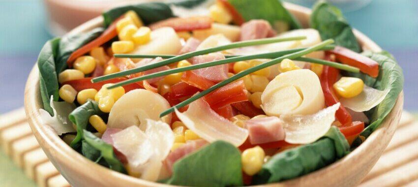 Coeurs de palmier en salade